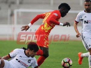 Lefkoşa'da kazanan çıkmadı: 1-1
