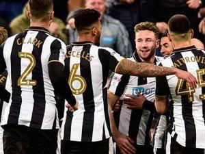 Newcastle geri döndü