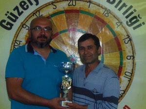 Behlül'den bir şampiyonluk daha
