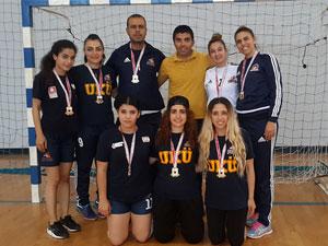 Futsalda şampiyon UKÜ ve YDÜ