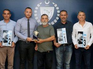 Antalya'daki başarıyı anlattılar