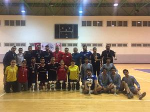 Gençlik Kupası'nda DAÜ üstünlüğü