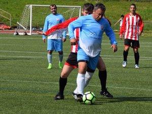 Londra Türk Masterleri FC 6-1 galip