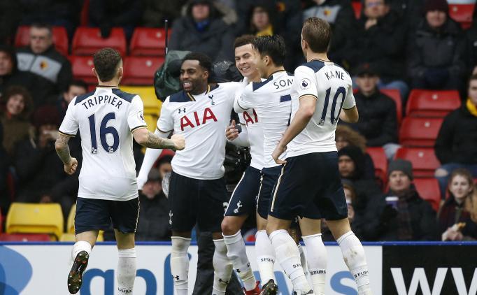Tottenham yıla farklı başladı