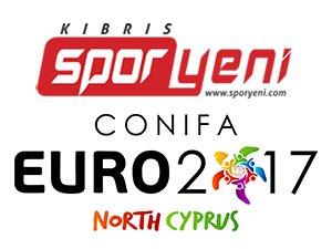 CONIFA Euro 2017 SPOR YENİ'den takip edilir