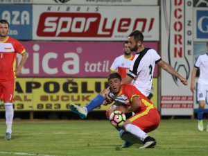 Abhazya uzatmada güldü: 2-1
