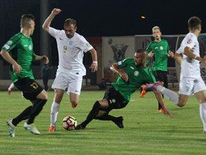 Felvidek tek golle güldü: 0-1