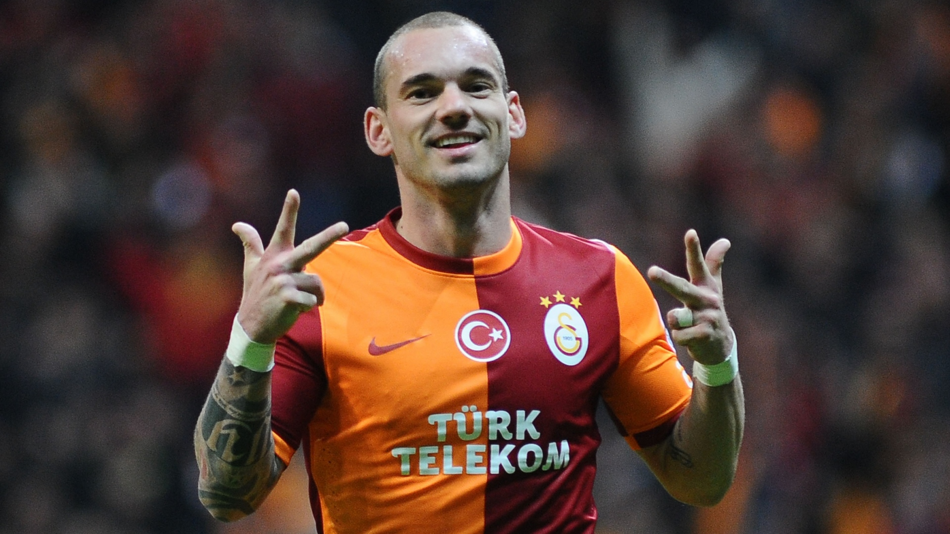 Sneijder'e de ÇİN teklifi