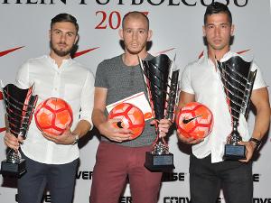 Yılın Futbolcusu ödülleri sahiplerini buldu