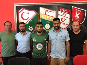Ali Demiroğlu imzayı attı