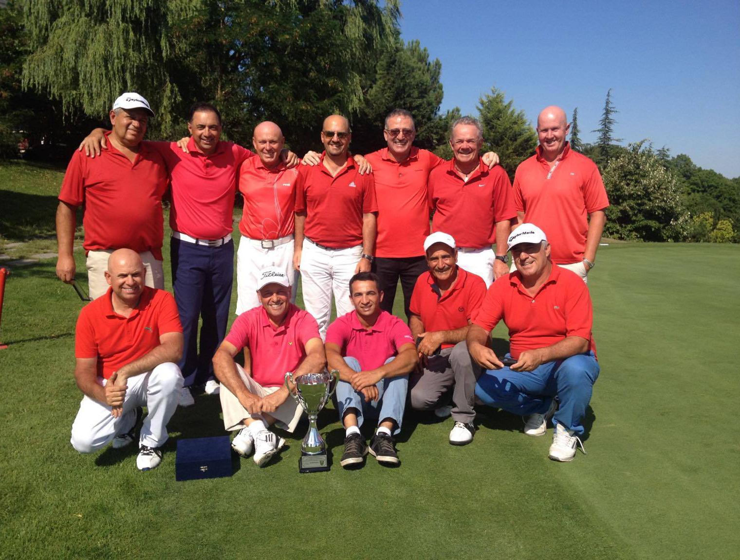 Golf Federasyon Takımı Silivri'de...