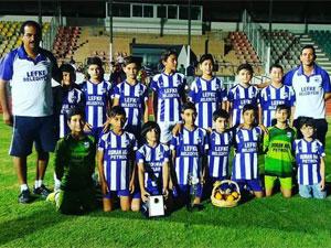 Lefke Futbol Akademisi Ankara yolcusu