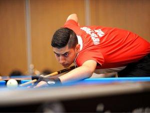Mustafa Alnar Avrupa ikincisi