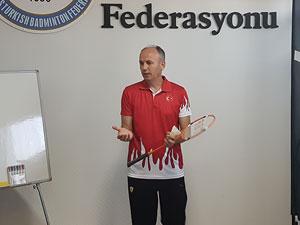 Badmintonda bilgiler tazeleniyor