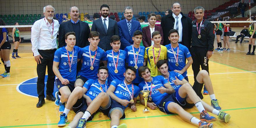 NKL ve Erenköy Şampiyon