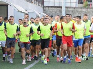 Hakemler Trabzon'da hazırlanıyor