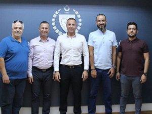KTSYD'den Cahitoğlu'na ziyaret