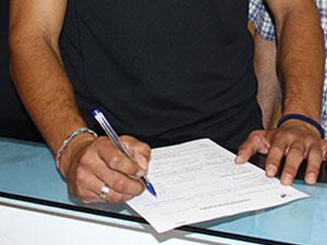 Transferde son imzalar atıldı
