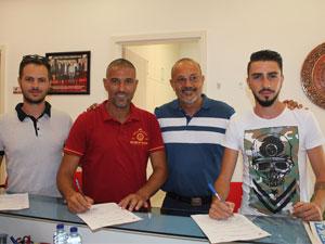 Girne Halk Evi'nden üç transfer