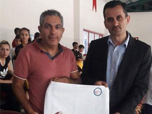 Badminton Milli Takımı Ankara'dan döndü