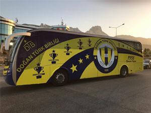 Doğan'a çağdaş otobüs