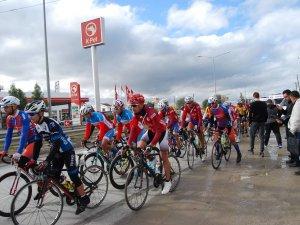 Sezonun ilk yarışı yapıldı