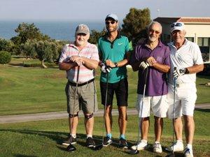 Golf'te festival başladı