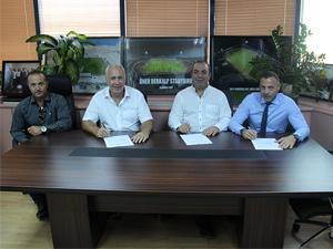 Hipodrom için protokol imzalandı