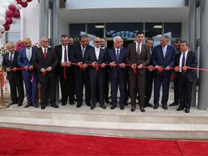 YDÜ Spor Kulesi gerçekleşen törenle açıldı