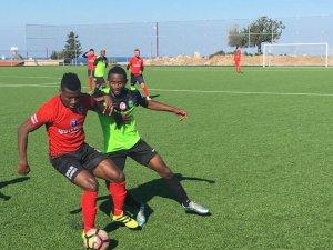 Hazırlık maçı Gençlerin