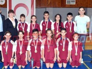 Badmintonda şampiyon YDİ