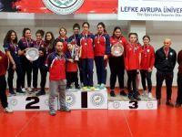 Genç şampiyonlar ASB ve GAÜ