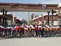 Bisikletçilerimiz Alanya'da yarışacak
