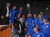 Denktaş Kupası Çamlık Spor'un