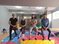 Cimnastik Fedarasyonu'nun ziyaretleri sürüyor