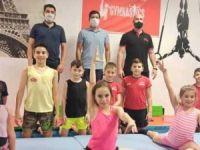 Cimnastikte ziyaretler sürüyor