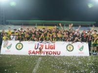 U21'de şampiyonluk MTG'nin