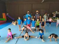 Lefkoşa Cimnastik Kulübü test gerçekleştirdi