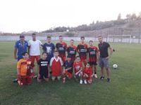 Hamitköy U15 Takımı antrenmanlara başladı