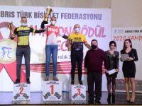 Bisiklette ödüller verildi