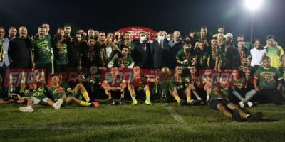 Süper Kupa Mağusa Türk Gücü'nün: 4-0