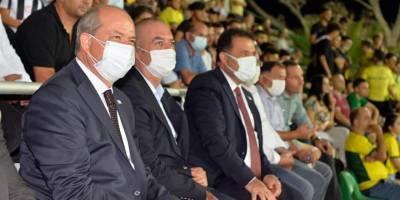 """Sertoğlu: """"Kıbrıs Türk Futbol Federasyonu tüm kurulları ile sezona hazır"""""""