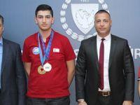 Alnar ve Ghaffari başarılarını anlattı